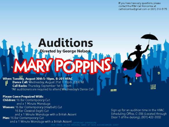 Mary Poppins Auditions (2)