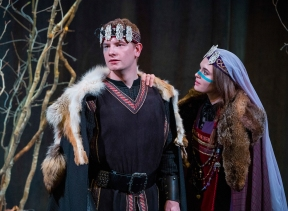 "1701-49 047 1701-49 Macbeth Play BYU Production of Shakespeare's ""Macbeth"" January 18, 2017 Photo by Jaren Wilkey/BYU © BYU PHOTO 2017 All Rights Reserved photo@byu.edu (801)422-7322"