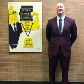 Josh Hanagarne, the World's Strongest Librarian