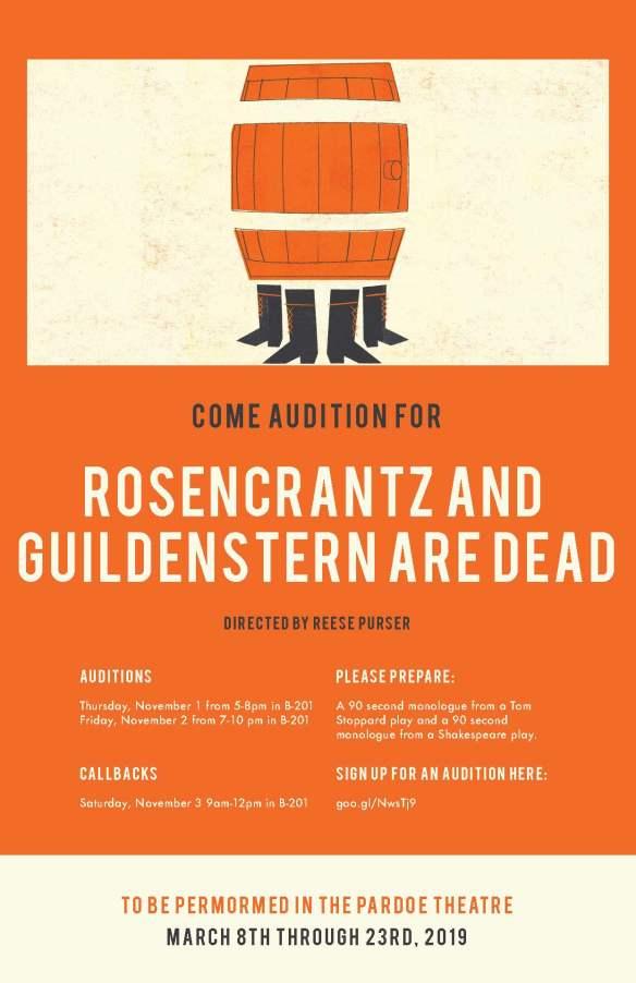 Rosencrantz and Guildenstern are Dead copy
