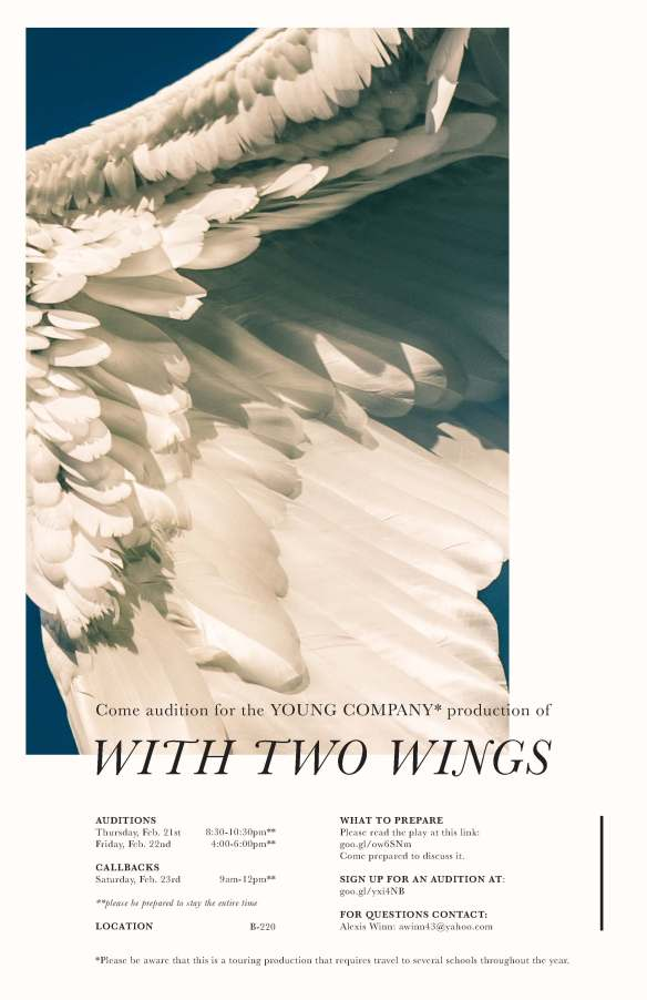 With Two Wings Auditions UPDATED 11x17 (1)